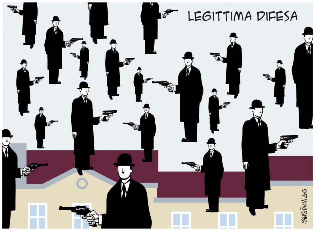 Legittima difesa una pessima legge che guarda la pancia for Successione legittima fratelli